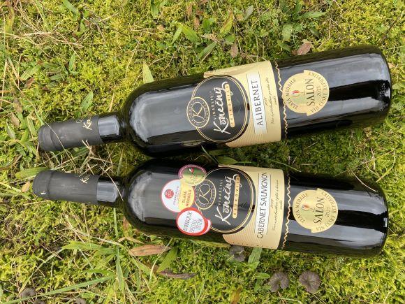 SALON VÍN 2021 a naše vína