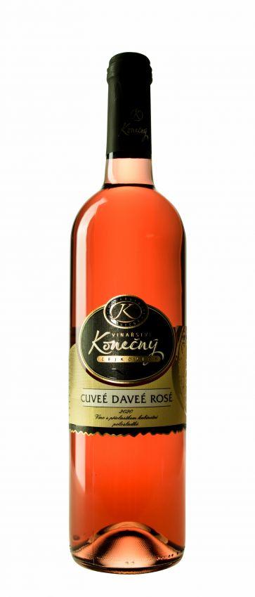 Cuveé Daveé rosé