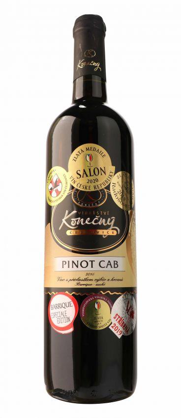 Cuveé Pinot Cab